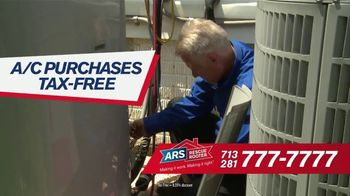 ARS Rescue Rooter Tax-Free Special TV Spot, 'Big Savings' - Thumbnail 4