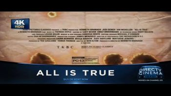 DIRECTV Cinema TV Spot, 'All Is True' - Thumbnail 8