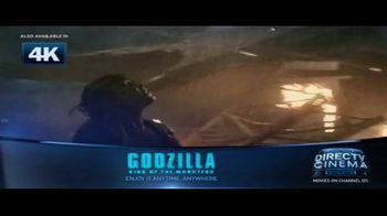 DIRECTV Cinema TV Spot, 'Godzilla: King of the Monsters'