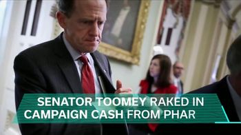 Patients for Affordable Drugs Now TV Spot, 'Pennsylvania: Senator Toomey' - Thumbnail 6
