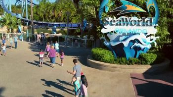 SeaWorld Orlando TV Spot, 'Eyes Wide With Wonder: Annual Passes' - Thumbnail 2