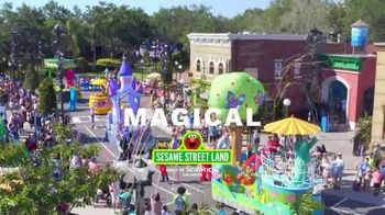SeaWorld Orlando TV Spot, 'Eyes Wide With Wonder: Annual Passes' - Thumbnail 5