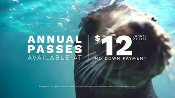 SeaWorld Orlando TV Spot, 'Eyes Wide With Wonder: Annual Passes' - Thumbnail 9