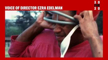 ESPN 30 for 30 Podcasts TV Spot, 'Past Films' - Thumbnail 8