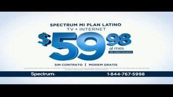 Spectrum Mi Plan Latino TV Spot, 'Tus programas favoritos van contigo' con Gaby Espino [Spanish] - Thumbnail 2