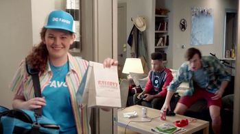 Favor Delivery TV Spot, 'Texans Can Favor Anything'