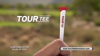 TourTee Golf Tees TV Spot, 'Would You Try It?' - Thumbnail 3