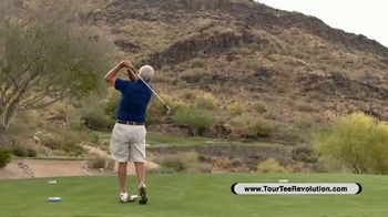 TourTee Golf Tees TV Spot, 'Would You Try It?' - Thumbnail 6