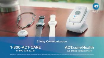 ADT Health Personal Emergency Response System TV Spot, 'Protect Your Loved Ones' - Thumbnail 10