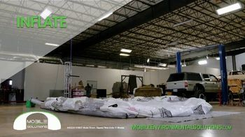 Mobile Environmental Solutions Portable Paint Booths TV Spot, 'In Minutes' - Thumbnail 3