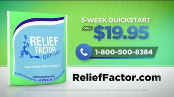 Relief Factor TV Spot, 'Struggling With Pain: Linda' Featuring Pat Boone - Thumbnail 7