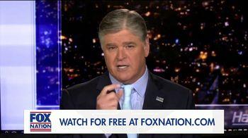 FOX Nation TV Spot, 'Perfect Companion: Free Trial' Featuring Sean Hannity - Thumbnail 6
