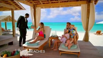 Beaches Turks & Caicos TV Spot, 'The World's Best' - Thumbnail 4