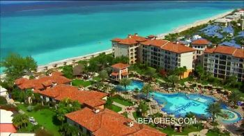 Beaches Turks & Caicos TV Spot, 'The World's Best' - Thumbnail 6
