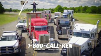 Kenneth S. Nugent: Attorneys at Law TV Spot, 'Tangled Up' - Thumbnail 8