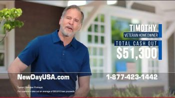 NewDay USA TV Spot, 'If You Need Cash' Featuring Tom Lynch