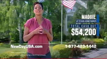 NewDay USA TV Spot, 'If You Need Cash' Featuring Tom Lynch - Thumbnail 4