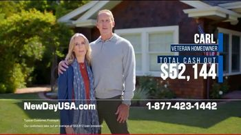 NewDay USA TV Spot, 'If You Need Cash' Featuring Tom Lynch - Thumbnail 5