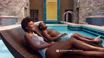 Norwegian Cruise Line Free at Sea TV Spot, 'Come Aboard and Feel Alive' - Thumbnail 7
