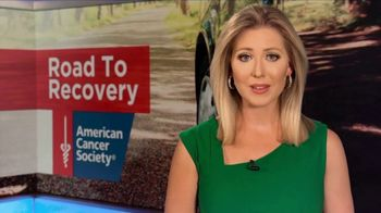 American Cancer Society Road to Recovery TV Spot, 'CBS 4: Become a Volunteer Driver' Featuring Karli Barnett