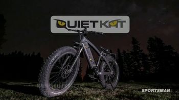 QuietKat TV Spot, 'Ultimate Hunting and In-Season Scouting Machine' - Thumbnail 8
