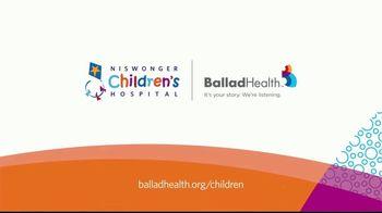 Niswonger Children's Hospital TV Spot, 'Hidden Fractures' - Thumbnail 8