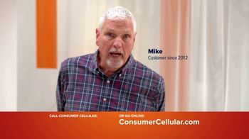 Consumer Cellular TV Spot, 'Real People: First Month Free: Plans $15+ a Month' - Thumbnail 1