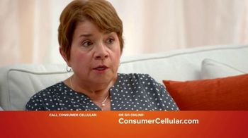 Consumer Cellular TV Spot, 'Real People: First Month Free: Plans $15+ a Month' - Thumbnail 2