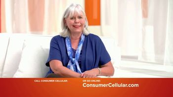 Consumer Cellular TV Spot, 'Real People: First Month Free: Plans $15+ a Month' - Thumbnail 5