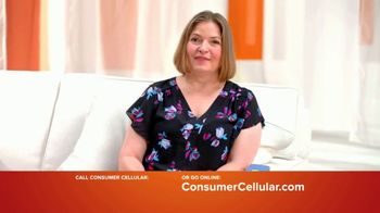 Consumer Cellular TV Spot, 'Real People: First Month Free: Plans $15+ a Month' - Thumbnail 6