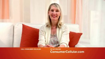 Consumer Cellular TV Spot, 'Real People: First Month Free: Plans $15+ a Month' - Thumbnail 7