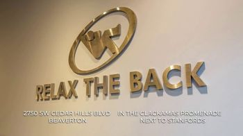 Relax the Back Anniversary Sale TV Spot, 'Up to 40 Percent' - Thumbnail 8