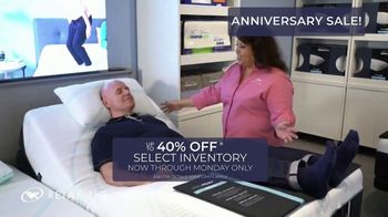Relax the Back Anniversary Sale TV Spot, 'Up to 40 Percent' - Thumbnail 1