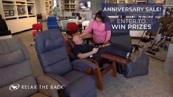 Relax the Back Anniversary Sale TV Spot, 'Up to 40 Percent' - Thumbnail 6