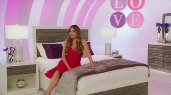 Rooms to Go TV Spot, 'Sofia Vergara Collection: Love at First Sight' Featuring Sofia Vergara - 1 commercial airings