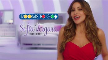 Rooms to Go TV Spot, 'Sofia Vergara Collection: Love at First Sight' Featuring Sofia Vergara - Thumbnail 8