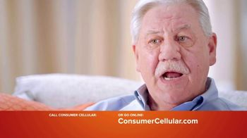 Consumer Cellular TV Spot, 'Keeping It Real: First Month Free: Plans $15+ a Month' - Thumbnail 5