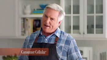 Consumer Cellular TV Spot, 'Secret Recipe: First Month Free: Plans $15+ a Month' - Thumbnail 1
