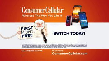 Consumer Cellular TV Spot, 'Secret Recipe: First Month Free: Plans $15+ a Month' - Thumbnail 10