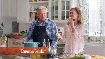 Consumer Cellular TV Spot, 'Secret Recipe: First Month Free: Plans $15+ a Month' - Thumbnail 2