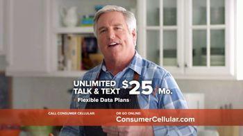 Consumer Cellular TV Spot, 'Secret Recipe: First Month Free: Plans $15+ a Month' - Thumbnail 3