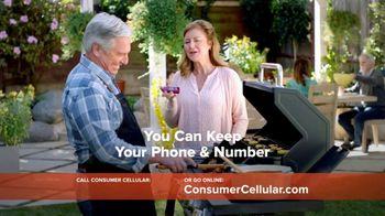 Consumer Cellular TV Spot, 'Secret Recipe: First Month Free: Plans $15+ a Month' - Thumbnail 5