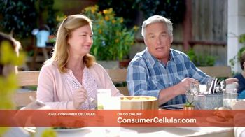Consumer Cellular TV Spot, 'Secret Recipe: First Month Free: Plans $15+ a Month' - Thumbnail 8