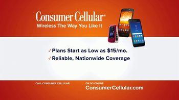 Consumer Cellular TV Spot, 'Secret Recipe: First Month Free: Plans $15+ a Month' - Thumbnail 9