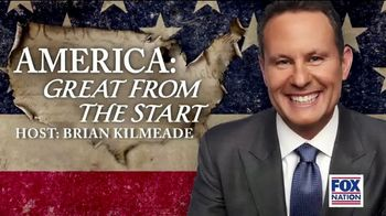 FOX Nation TV Spot, 'America: Great From the Start' - 8 commercial airings