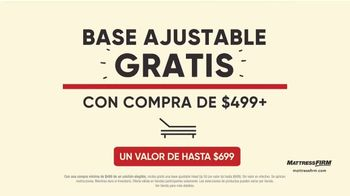Mattress Firm Preventa de Labor Day TV Spot, 'King a precio Queen' [Spanish] - Thumbnail 5