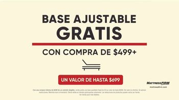 Mattress Firm Preventa de Labor Day TV Spot, 'King a precio Queen' [Spanish] - Thumbnail 6
