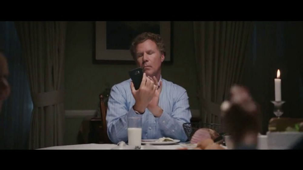 Common Sense Media TV Commercial, 'Device Free Dinner: Confession' Featuring Will Ferrell
