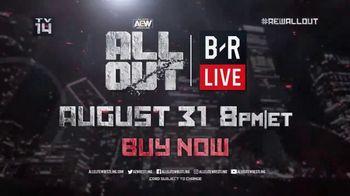 Bleacher Report TV Spot, 'AEW: All Out' - Thumbnail 8