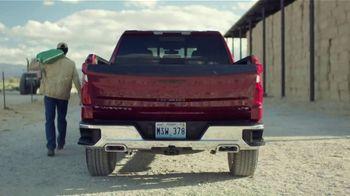 Chevrolet Silverado TV Spot, 'Industry Firsts' [T2] - Thumbnail 4